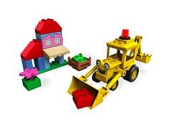Дополнительное изображение 2 набора Лего 3595 Scoop at Bobland Bay