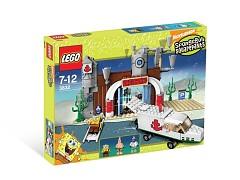 Конструктор LEGO (ЛЕГО) SpongeBob SquarePants 3832  The Emergency Room