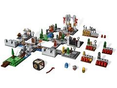 Конструктор LEGO (ЛЕГО) Games 3860  Castle Fortaan