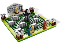 Конструктор LEGO (ЛЕГО) Games 3864  Mini Taurus