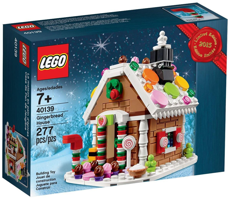 ... Holiday Sets Lego 40138 40139 Christmas Train Gingerbread House   eBay