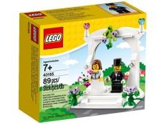 Lego 40165 Minifigure Wedding Favour Set additional image 2