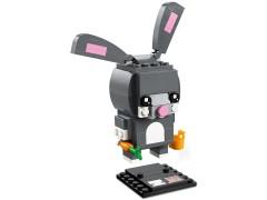 Конструктор LEGO (ЛЕГО) BrickHeadz 40271 Пасхальный кролик Easter Bunny