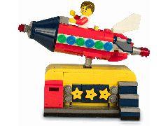 Конструктор LEGO (ЛЕГО) Ideas 40335  Space Rocket Ride