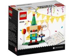Конструктор LEGO (ЛЕГО) BrickHeadz 40348  Birthday Clown