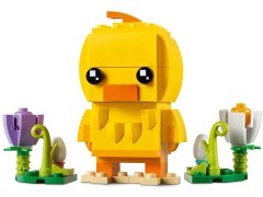 Конструктор LEGO (ЛЕГО) BrickHeadz 40350  Easter Chick
