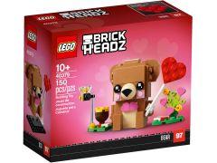 Конструктор LEGO (ЛЕГО) BrickHeadz 40379  Bear