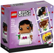 Конструктор LEGO (ЛЕГО) BrickHeadz 40383  Bride
