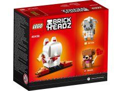 Конструктор LEGO (ЛЕГО) BrickHeadz 40436  Lucky Cat