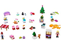 Lego 41040 Friends Advent Calendar additional image 3