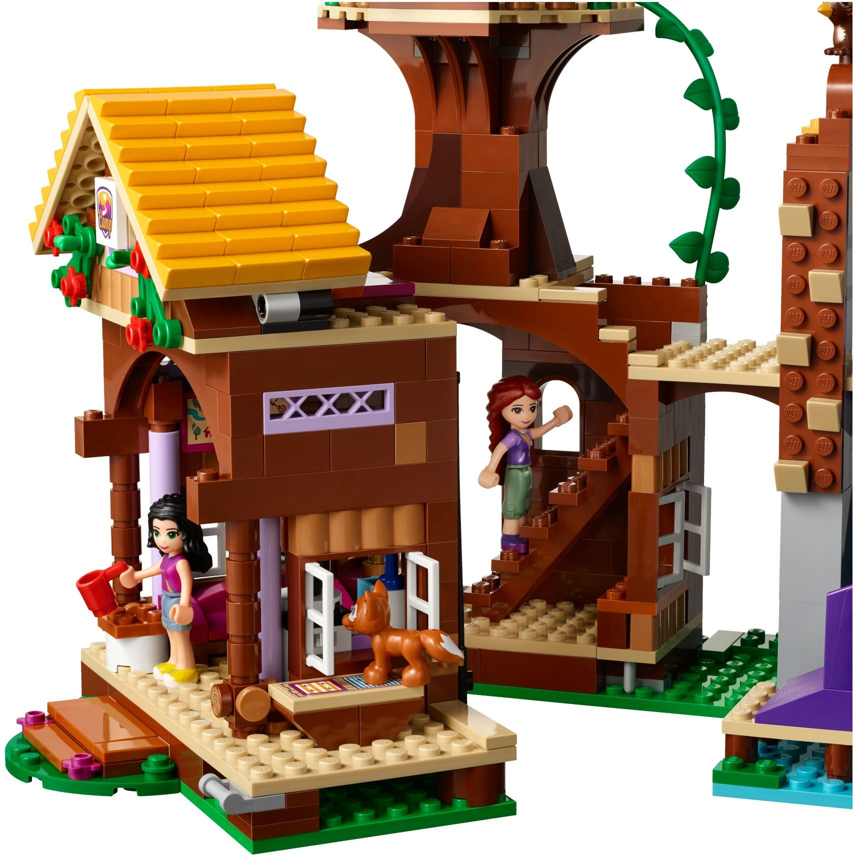 Lego Camp 41122 Adventure Tree House 0P8knXwO