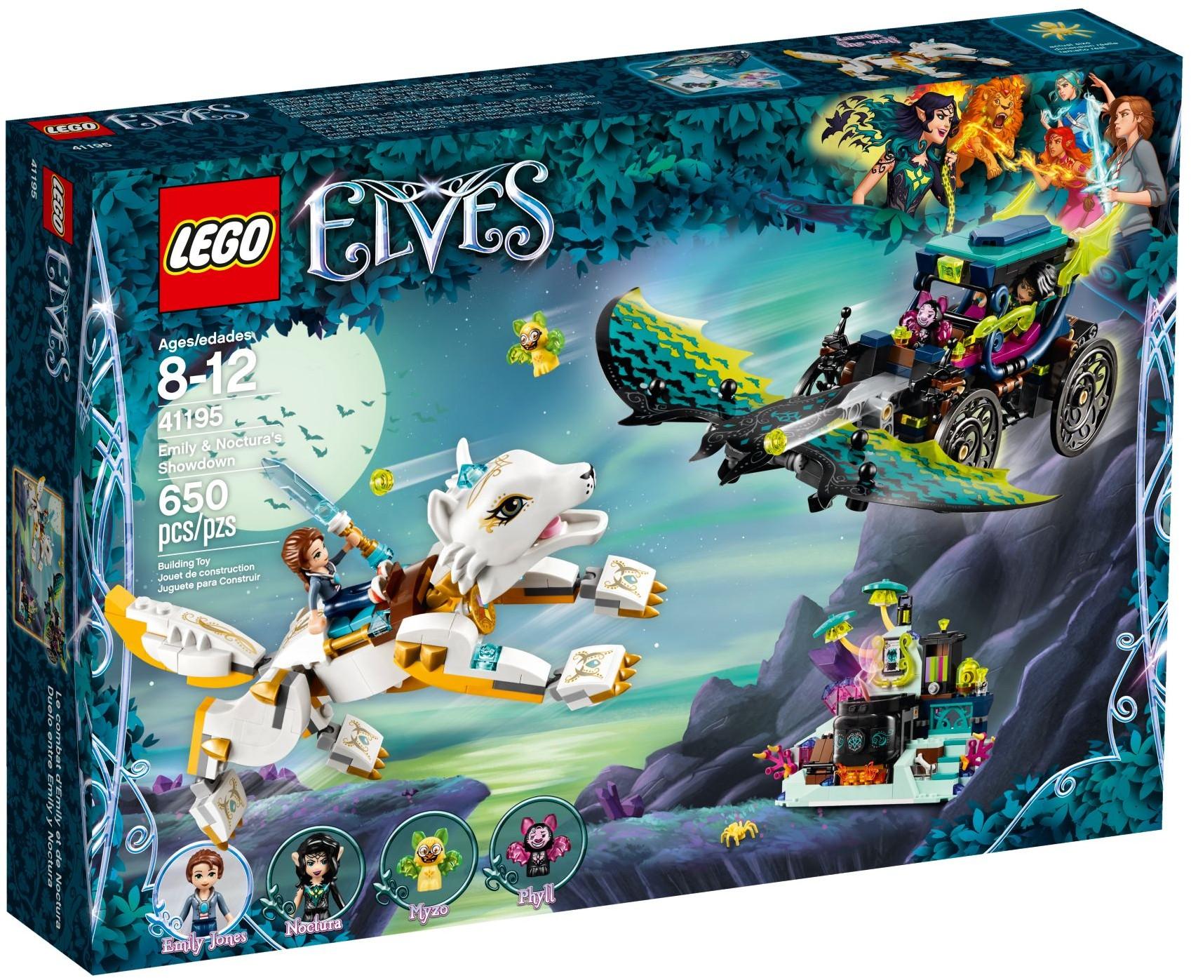 Lego Elves Oficiálny Web