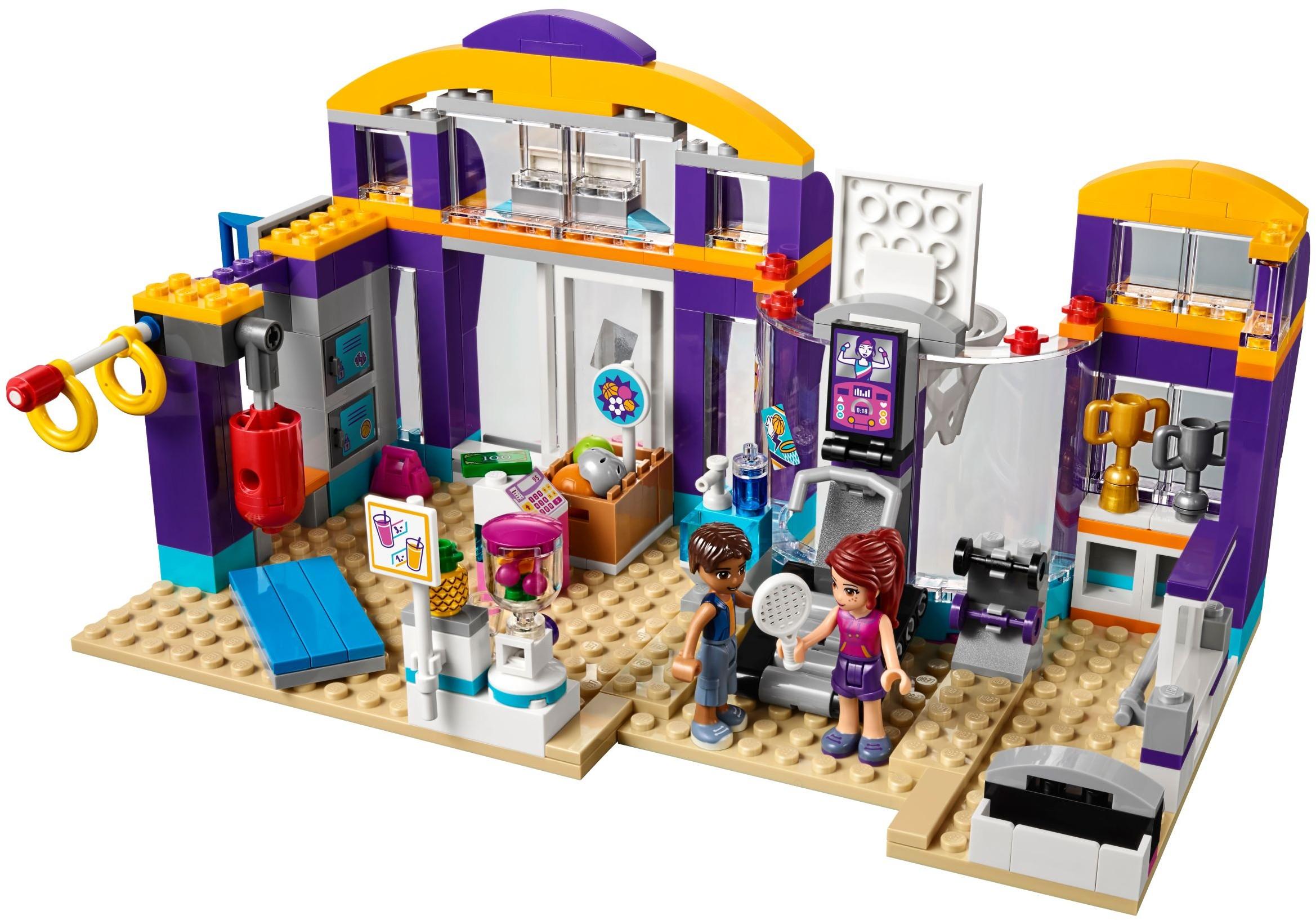 Lego Friends 41312 Centrum Sportu W Heartlake Arenapl