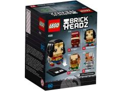 Конструктор LEGO (ЛЕГО) BrickHeadz 41599 Чудо-женщина Wonder Woman