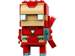 Конструктор LEGO (ЛЕГО) BrickHeadz 41604 Железный человек МК50 Iron Man MK50