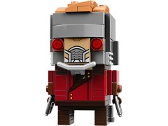 Конструктор LEGO (ЛЕГО) BrickHeadz 41606 Звёздный лорд Star-Lord