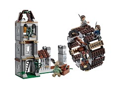 Конструктор LEGO (ЛЕГО) Pirates of the Caribbean 4183 Мельница The Mill