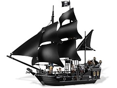 Конструктор LEGO (ЛЕГО) Pirates of the Caribbean 4184 Чёрная жемчужина The Black Pearl