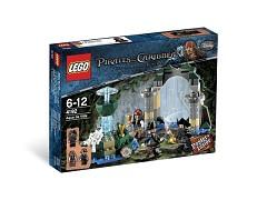 Конструктор LEGO (ЛЕГО) Pirates of the Caribbean 4192 Источник молодости Fountain of Youth