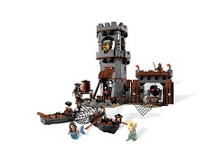 Конструктор LEGO (ЛЕГО) Pirates of the Caribbean 4194 Пенная бухта Whitecap Bay