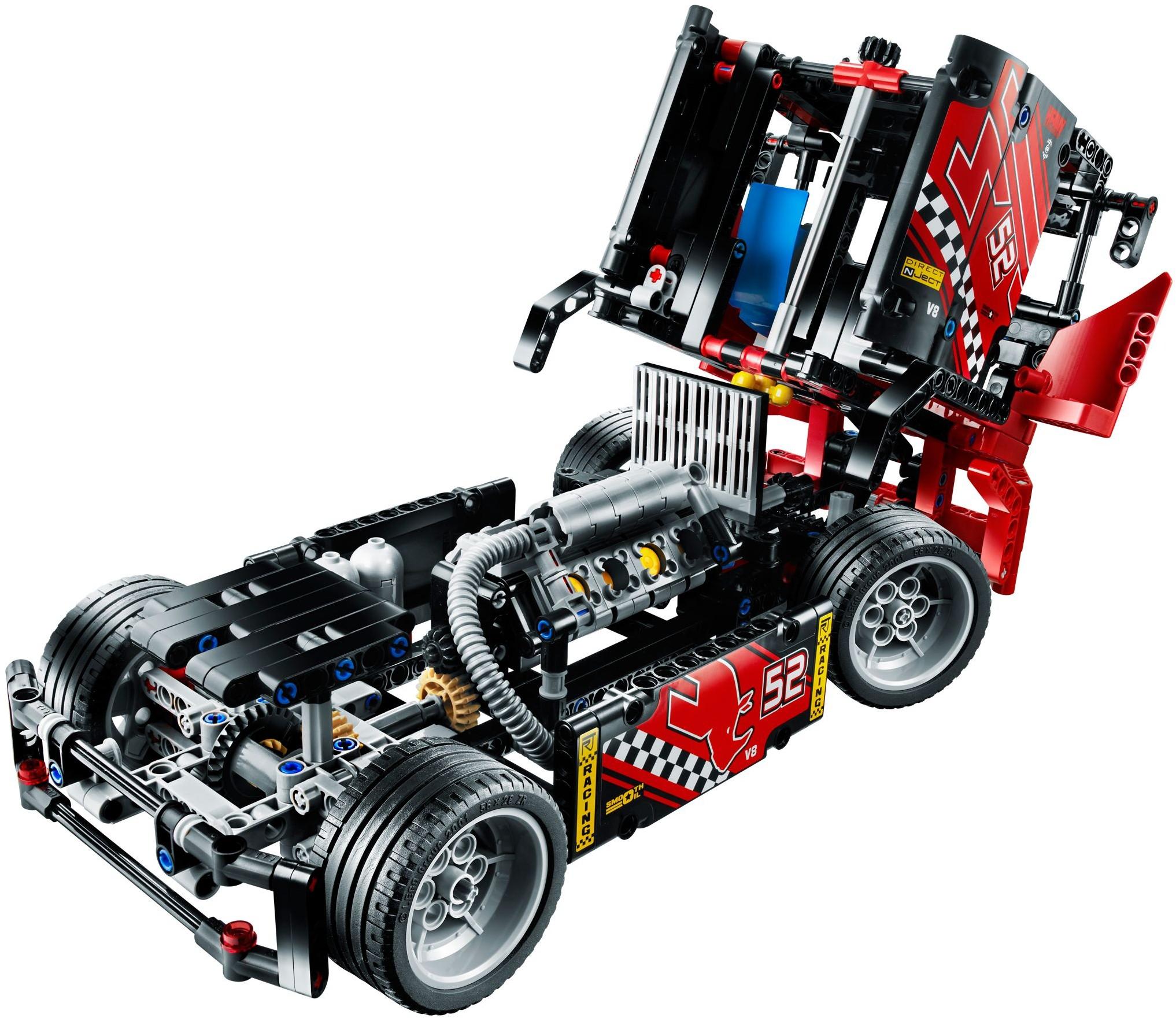 lego 42041 race truck. Black Bedroom Furniture Sets. Home Design Ideas