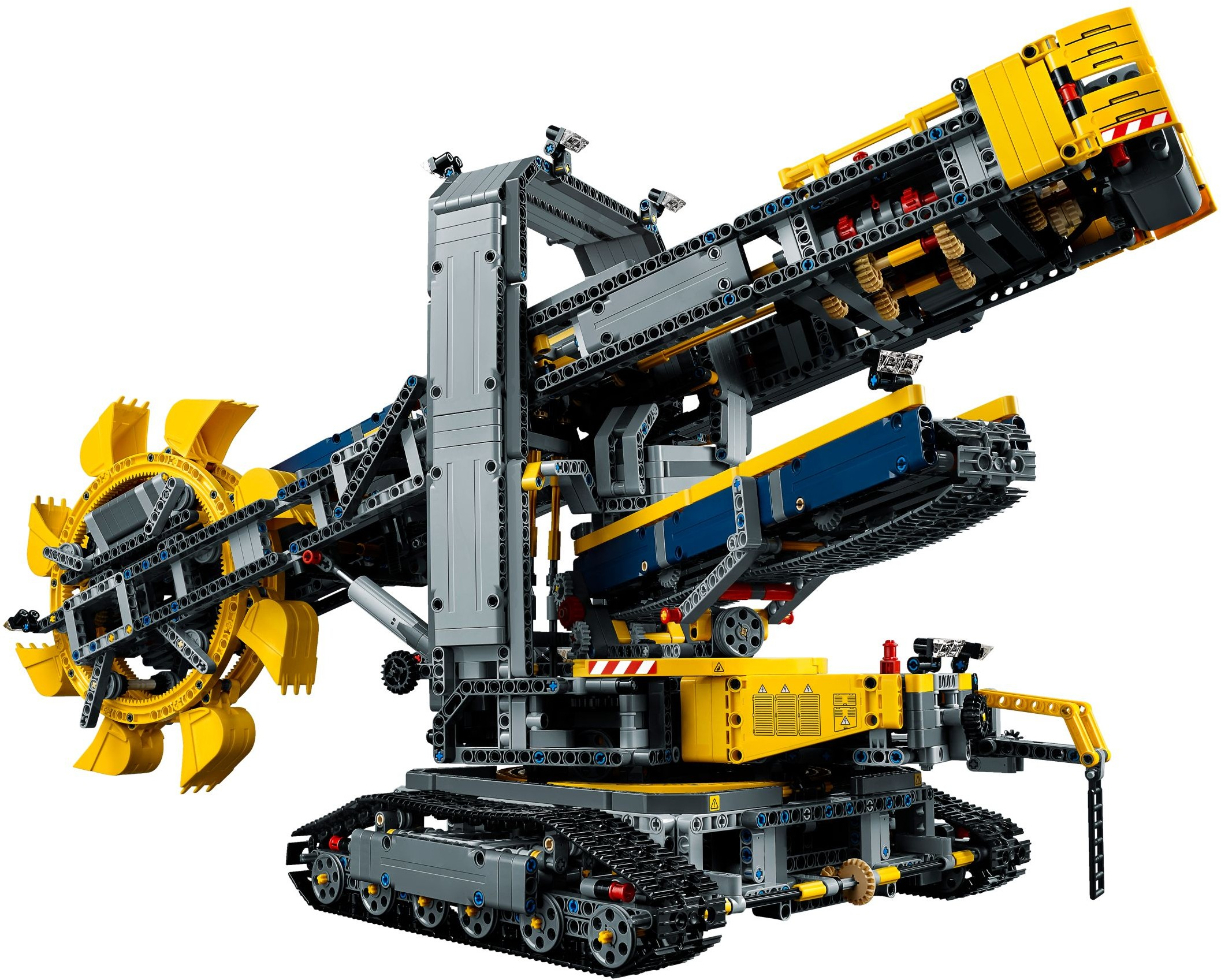 42055 lego technic bucket wheel. Black Bedroom Furniture Sets. Home Design Ideas