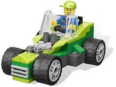 Конструктор LEGO (ЛЕГО) Bricks and More 4635  Fun With Vehicles