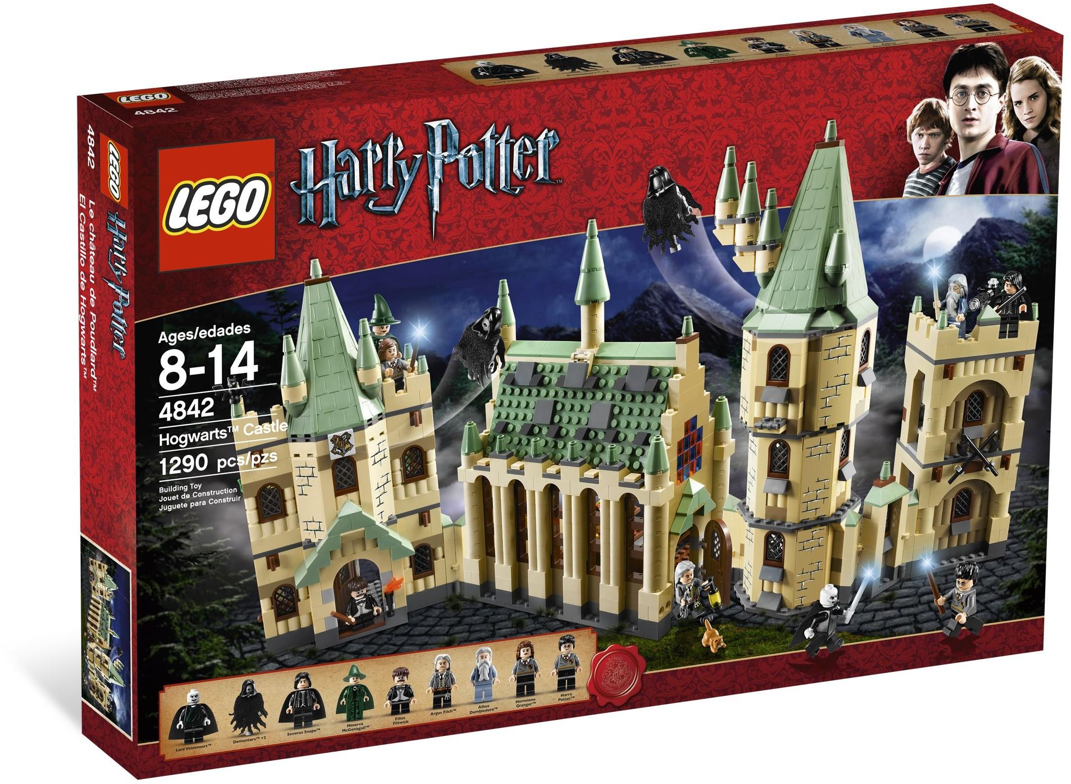 lego harry potter hogwarts castle d2c set in 2018 the brick fan. Black Bedroom Furniture Sets. Home Design Ideas
