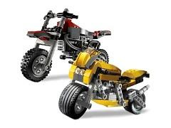 Дополнительное изображение 2 набора Лего 4893 Revvin' Riders