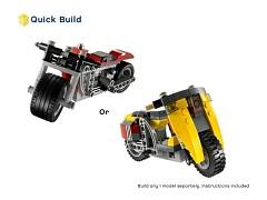 Дополнительное изображение 4 набора Лего 4893 Revvin' Riders