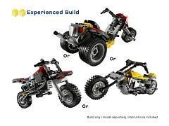 Дополнительное изображение 5 набора Лего 4893 Revvin' Riders