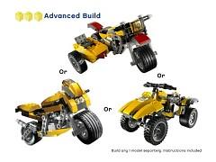 Дополнительное изображение 6 набора Лего 4893 Revvin' Riders