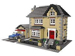 Lego 4954 Model Town House additional image 2