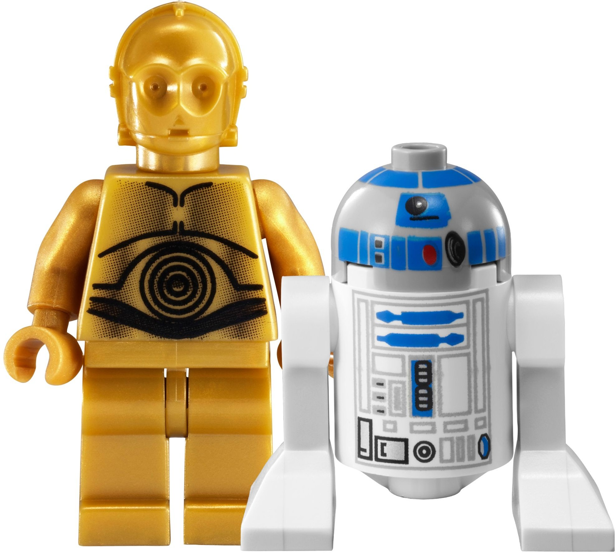 R2d2 And C3po Lego Lego 5002210 C-3PO and...
