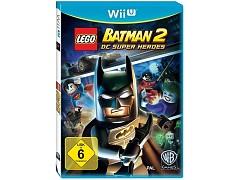 Конструктор LEGO (ЛЕГО) Gear 5002774  Batman: DC Universe Super Heroes Wii U Video Game