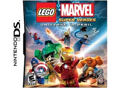 Конструктор LEGO (ЛЕГО) Gear 5002790  Marvel 3DS