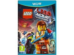 Конструктор LEGO (ЛЕГО) Gear 5004050  The LEGO Movie Nintendo Wii U Video Game