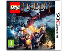 Конструктор LEGO (ЛЕГО) Gear 5004212  The Hobbit Nintendo 3DS Video Game