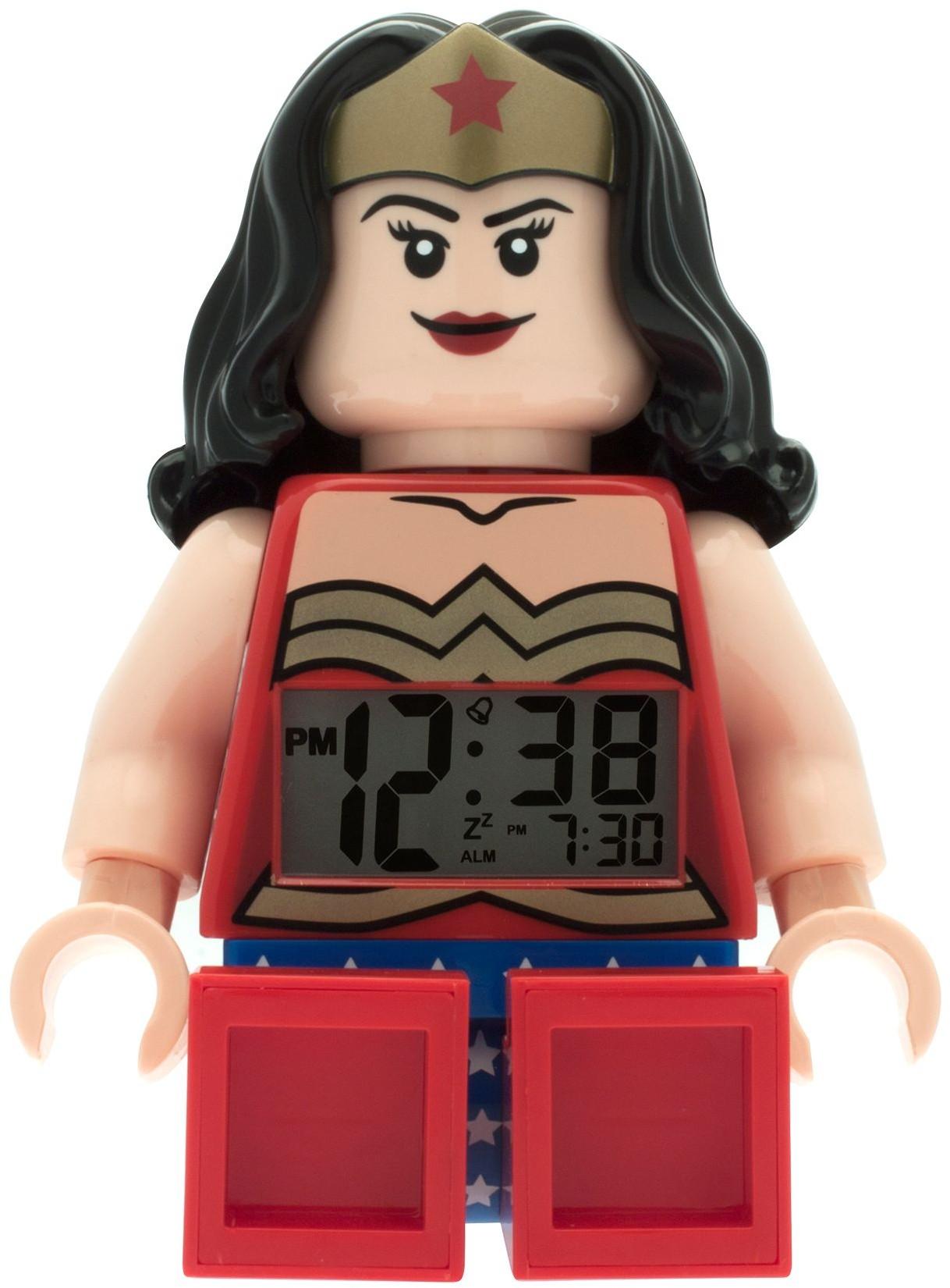 lego minifigure alarm clock instructions
