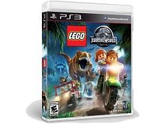 Конструктор LEGO (ЛЕГО) Gear 5004806  Jurassic World PS3 Video Game