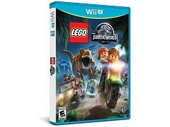 Конструктор LEGO (ЛЕГО) Gear 5004807  Jurassic World Wii U Video Game
