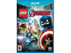 Конструктор LEGO (ЛЕГО) Gear 5005058  Marvel Avengers Wii U Video Game