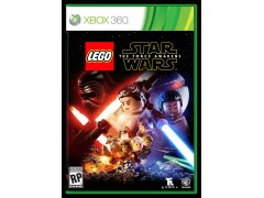 Конструктор LEGO (ЛЕГО) Gear 5005137  The Force Awakens Xbox 360 Video Game