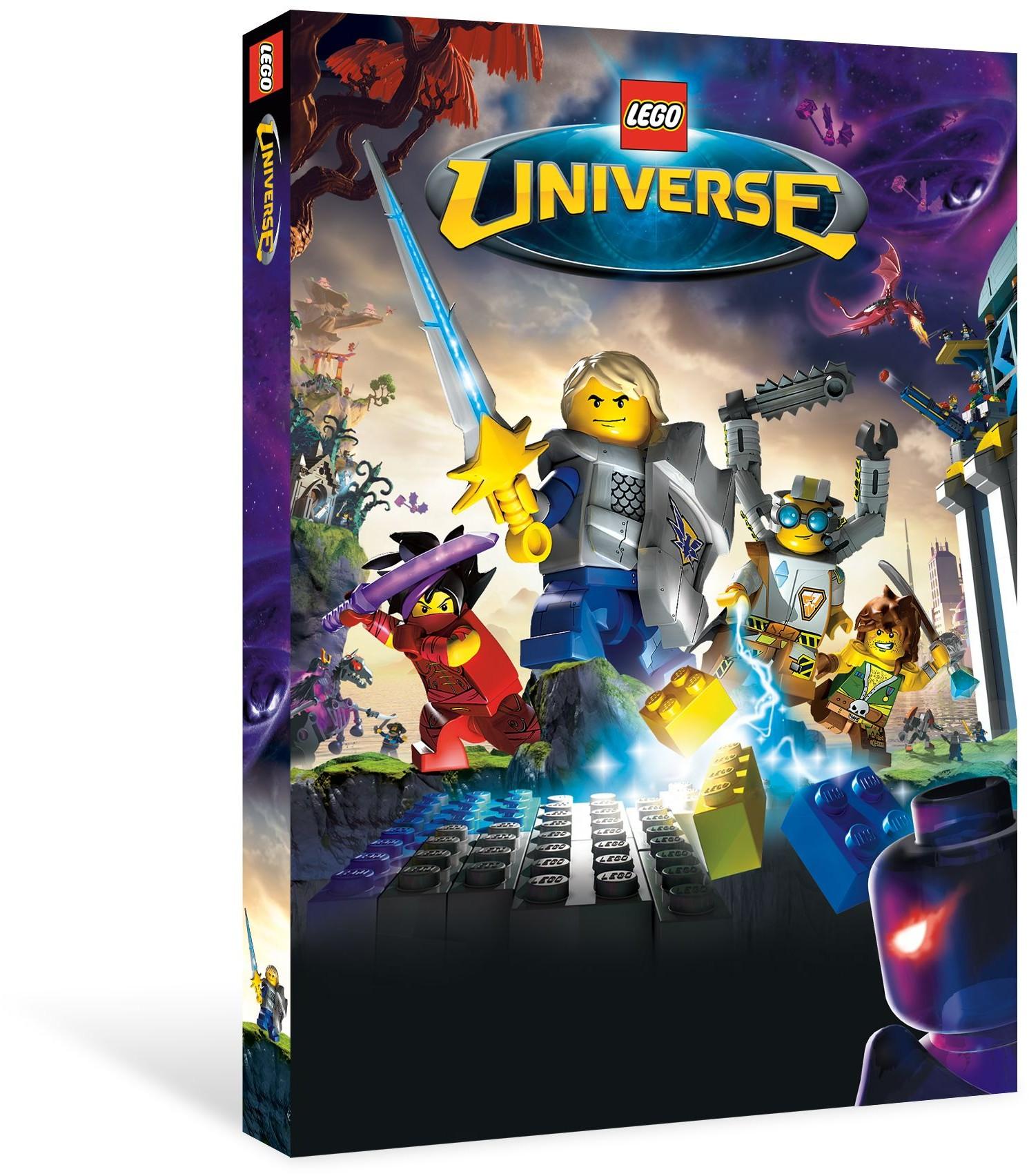 Lego 55000 LEGO Universe Massively Multiplayer Online Game