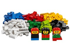 Lego 5587 Basic Bricks with Fun Figures additional image 3