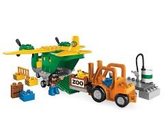 Lego 5594 Cargo Plane additional image 6