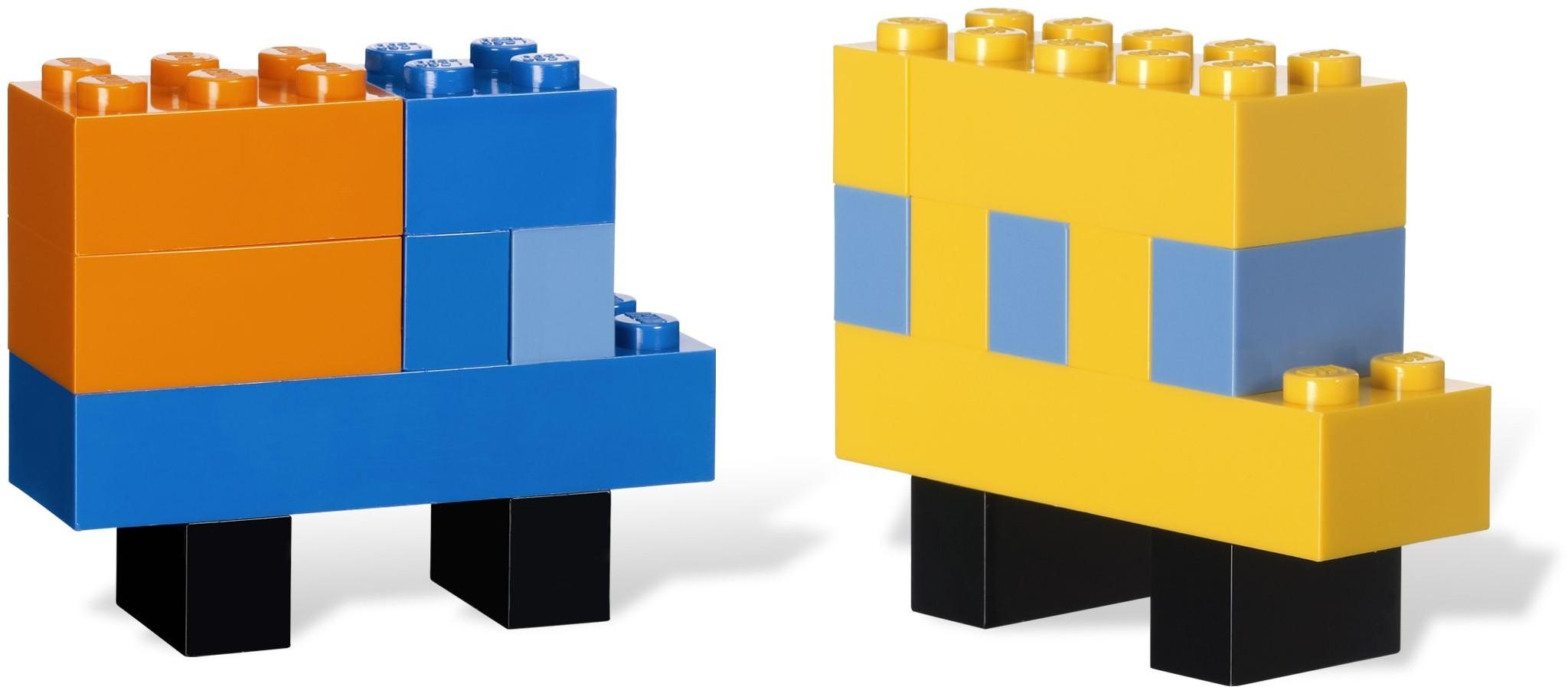 lego 5623 lego basic bricks large