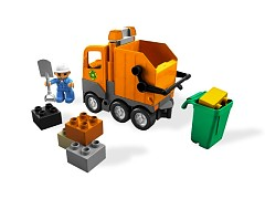 Lego 5637 Garbage Truck additional image 2