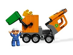 Lego 5637 Garbage Truck additional image 4