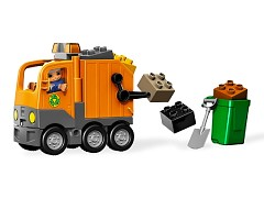 Lego 5637 Garbage Truck additional image 5